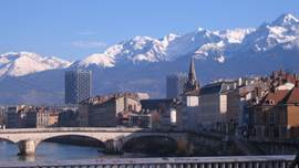 Hotels in Grenoble