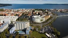 Hotels in Jonkoping