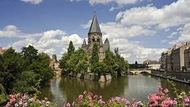 Hotels in Metz