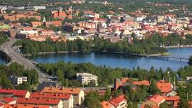 Hotels in Ostersund